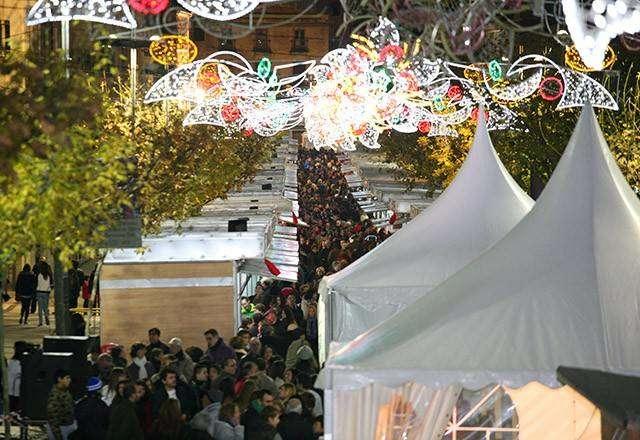 Feria Navidad Jijona