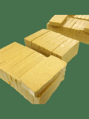 Turrón blando en bloques