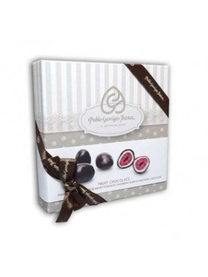 Fruit Chocolate Frambuesa & Chocolate Blanco y Fondant Vintage 100 g.