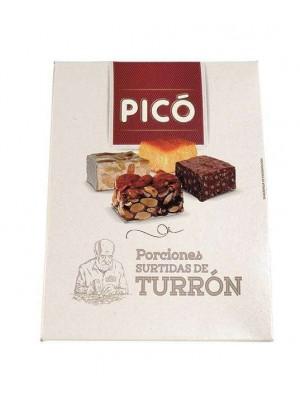Caja de 12 unidades de Porciones Surtidas Pico, 10 x 20 gramos