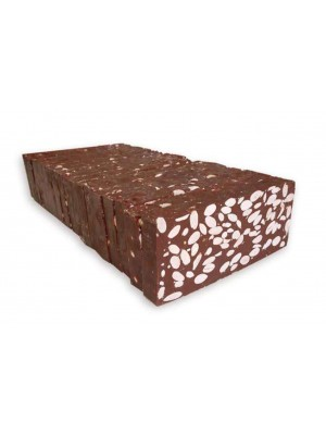 Bloque de Chocolate con Almendras a granel