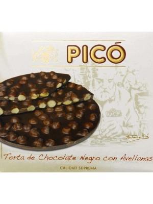 Caja de 25 unidades de Tortas de chocolate con Avellanas Pico