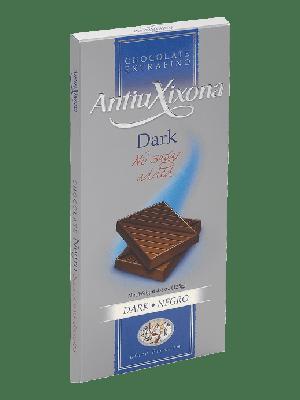 Chocolate Negro sin Azúcar extrafino Premium