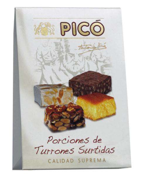 Porciones surtidas Picó