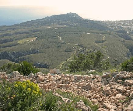 Parque Natural del Macizo del Montgó