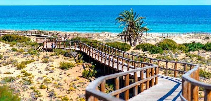 playa arenales