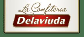 Logo Turrones Delaviuda