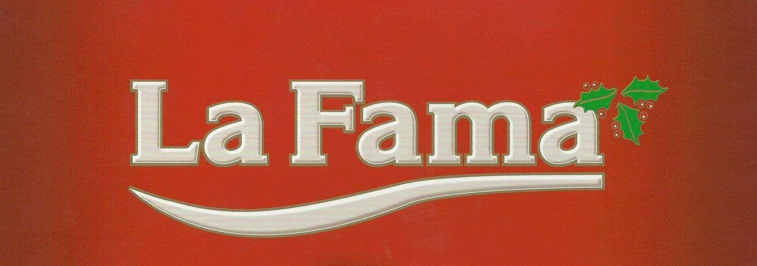 Logo La Fama