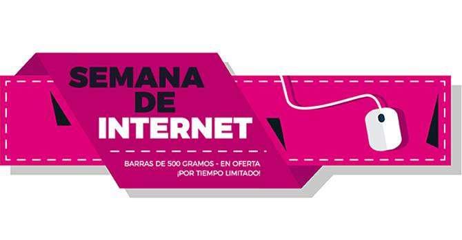 oferta semana de Internet
