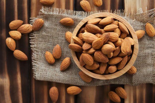 Valor nutricional y propiedades de la almendra
