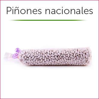 Piñones nacionales