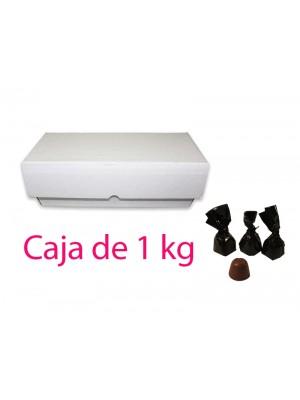 Bombones de chocolate de turrón 1 kg
