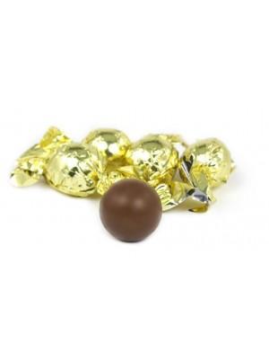Bombones de Chocolate Crujiente
