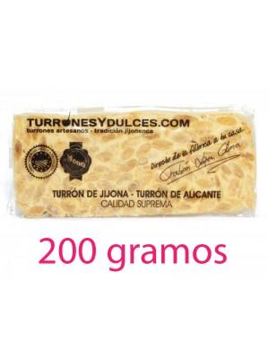 Turrón Alicante 200 g