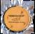 Cocas de Turrón Jijona 400 g, tortas blandas
