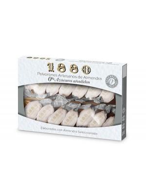 Polvorones de Almendra 0% Azúcares Añadidos 1880 280 g