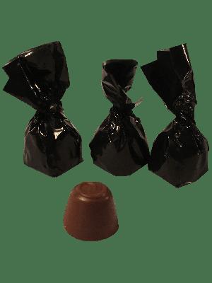 Bombones de Chocolate rellenos de turrón, 5kg