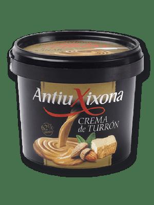 Crema de turrón para untar y cocinar Antiu Xixona