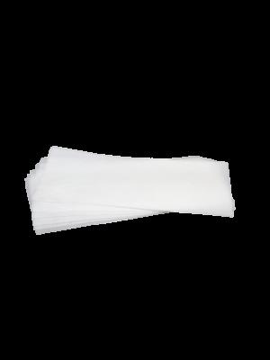 Oblea rectangular grabada