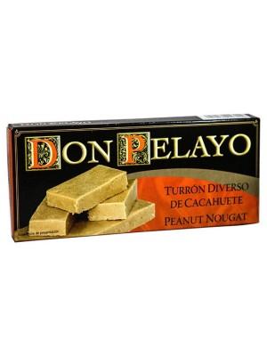 Turrón de Cacahuete Don Pelayo 200g