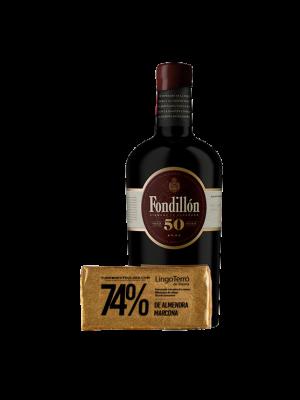 Pack Vino Fondillon y Turrón de Jijona