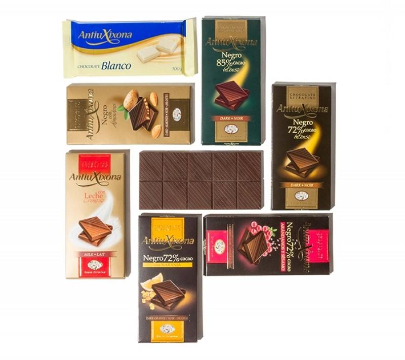 Chocolates Antiu Xixona