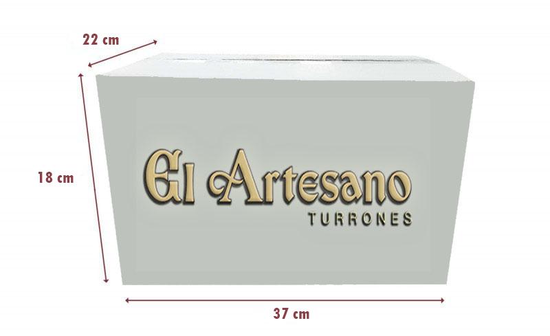 caja-el-artesano_18_unidades_torta_ Alicante