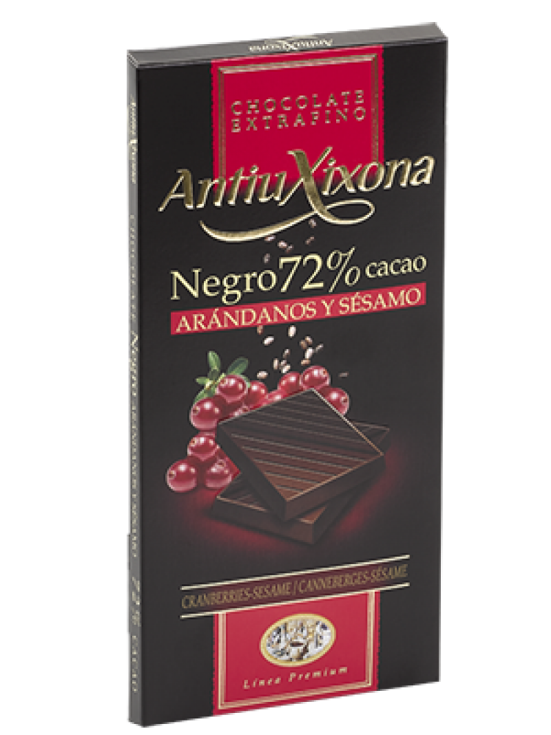 Chocolate Negro Antiu Xixona
