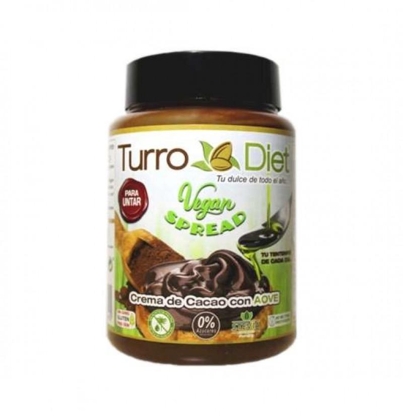 Chocolate para Untar sin Azucar