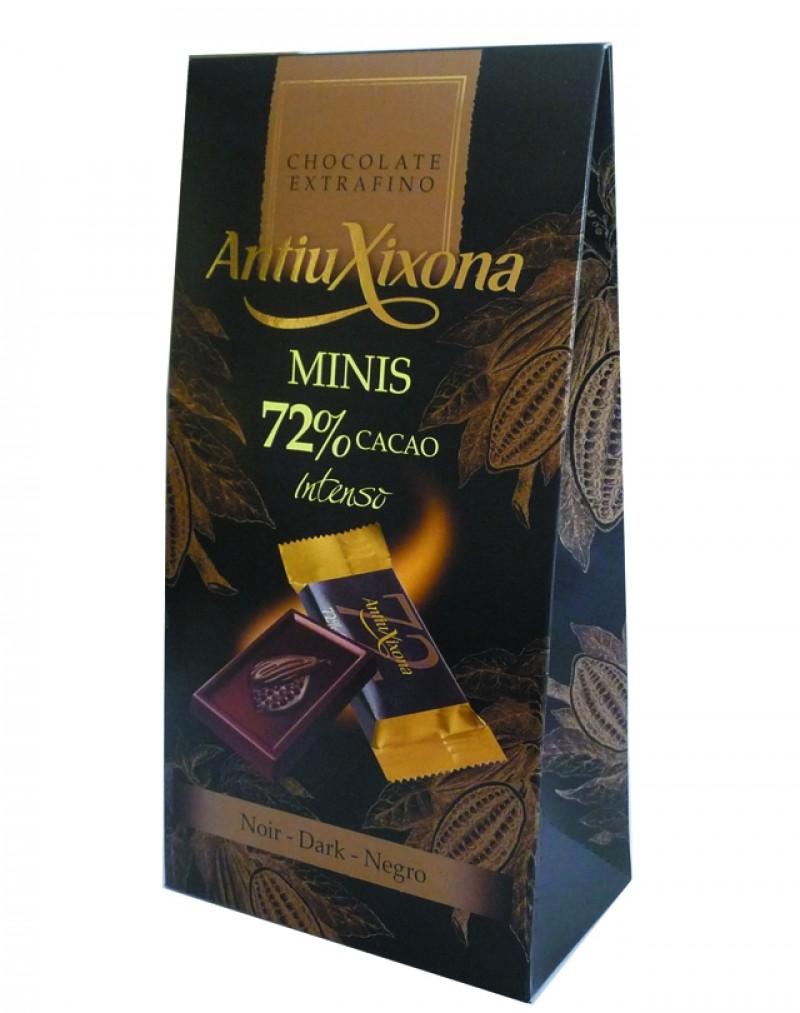 Estuche chocolatinas Antiu Xixona