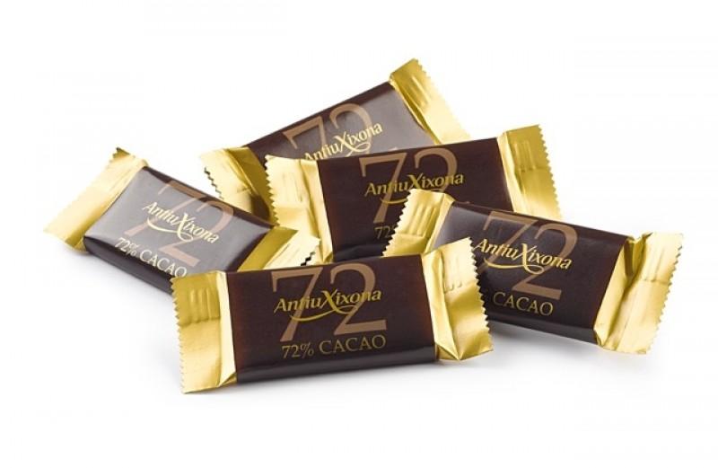 Chocolates pequeños