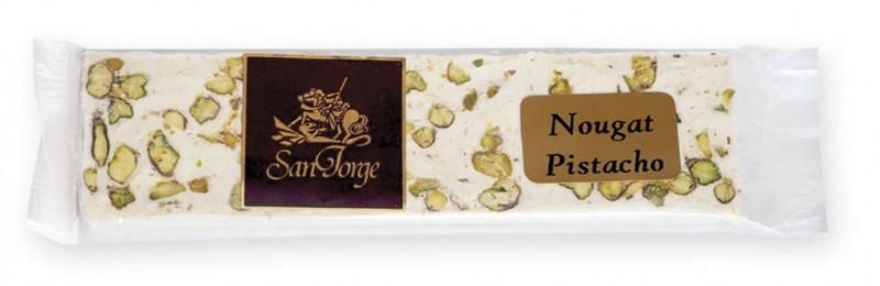 Nougat de pistacho