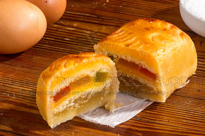 Pan de Cadiz Fruta
