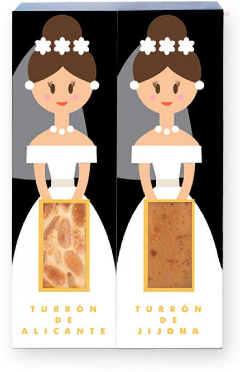 Porciones para bodas homosexuales mujeres