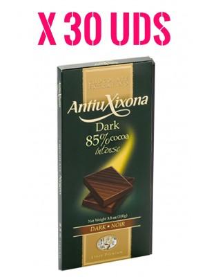 Chocolate Antiu Xixona Puro 85%