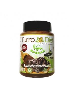 Turrodiet Chocolate para Untar sin Azucar