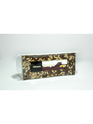 nougat_tableta_chocolate_cacahuete_aitana_300G