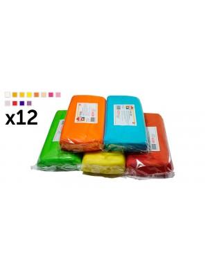 pack 12 pastillas Fondant 250g