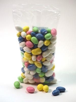 Peladillas de colores baratas a granel, con almendra