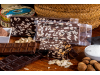 Turrón Chocolate Almendras Negro