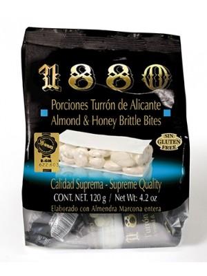 Porciones Turrón de Alicante  1880  120 g