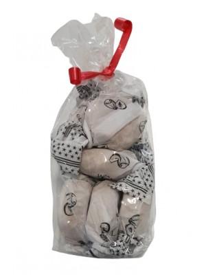 Mantecados Selectos artesanos en bolsa de 200 gramos