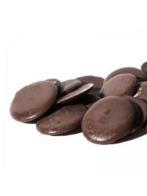 Gotas o pepitas de Chocolate Negro, cobertura para fundir: 70% cacao 1KG - Antiu Xixona