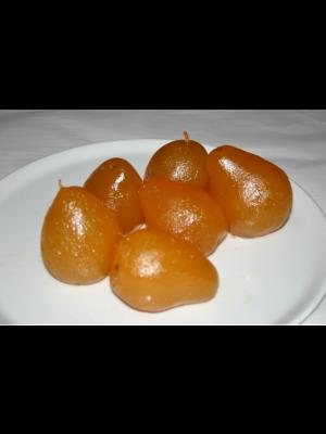 Peras Glaseadas a  Granel (1kg/5kg).