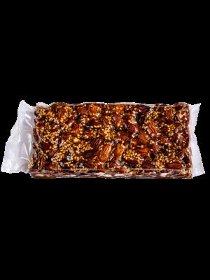 Turronico, nougats ou Nougat avec 200 grammes de sésame