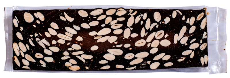 Turrón chocolate negro