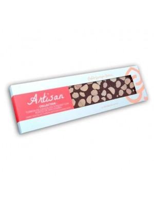 Turrón de Chocolate Fondant con Nueces de Macadamia Artisan Collection 220g