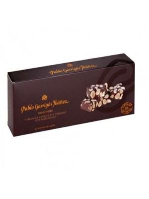 Turrón de Chocolate Fondant con Nueces de Macadamia Delicatessen 300g