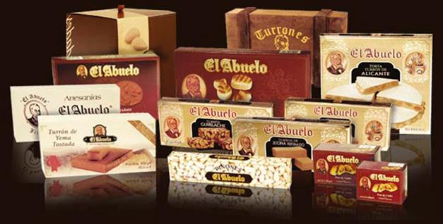 Turrón de Chocolate El Abuelo