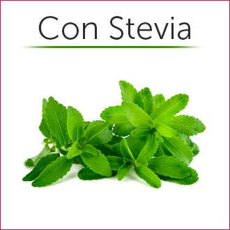 Turrones con Stevia